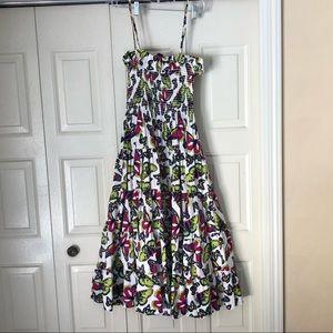 betsey johnson long dress